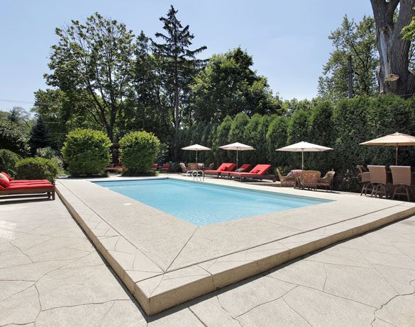 About Pool Deck