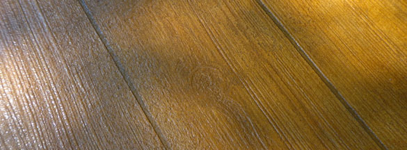 Commercial Rustic Wood Flooring