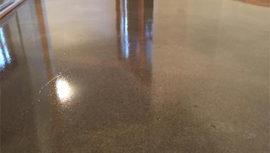 Acid Stained Concrete Floors